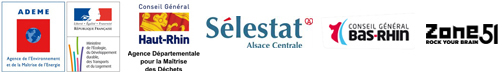 Partenaires des ecomanifestations en Alsace
