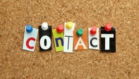 Un conseil, une demande ? Contactez-nous !
